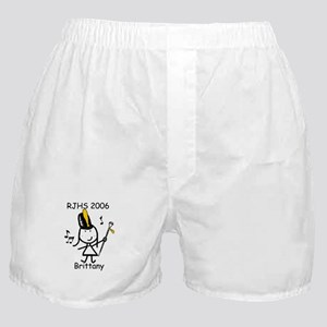Drum Major - Brittany Boxer Shorts
