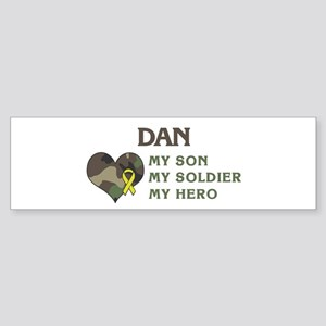 Dan: My Hero Bumper Sticker