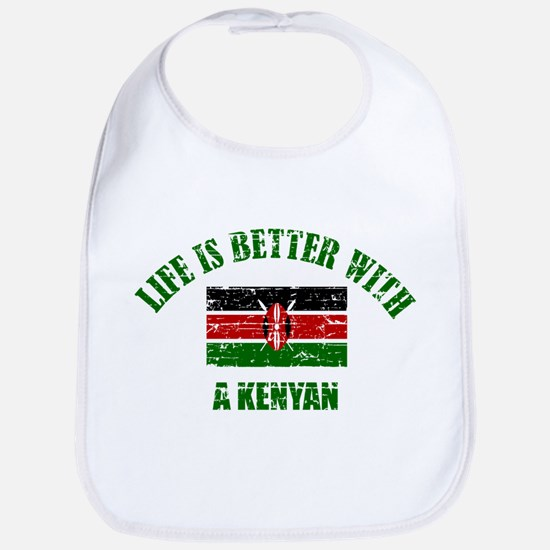 Life is better with a Kenyan Bib