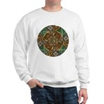 Celtic Aperture Mandala Sweatshirt