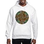 Celtic Aperture Mandala Hooded Sweatshirt