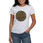 Celtic Aperture Mandala Women's T-Shirt
