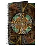 Celtic Aperture Mandala Journal