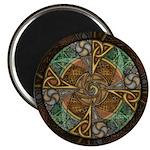 Celtic Aperture Mandala Magnet