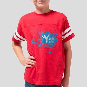 lesson1 - yoko geri jodan Youth Football Shirt