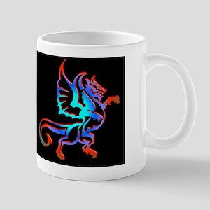 Double Dragons Mug