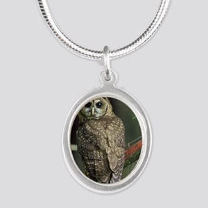 Northern Spotted Owl Necklaces
