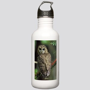 Northern Spotted Owl Water Bottle