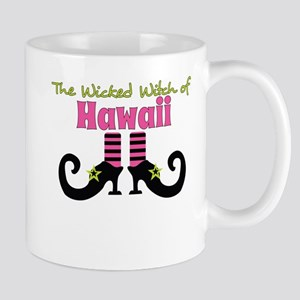 Wicked Witch of Hawaii Mugs