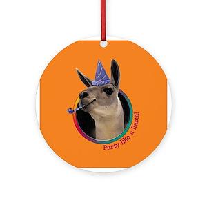 Llama Birthday Party Gifts