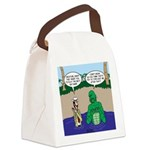 Movie Casting Canvas Lunch Bag