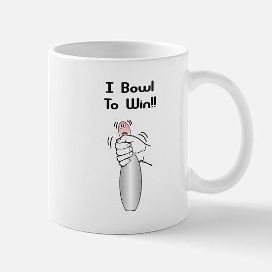 Bowl To Win Mugs