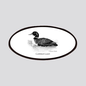 Common Loon Patches