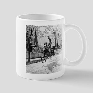 The Midnight Ride of Paul Revere Mugs