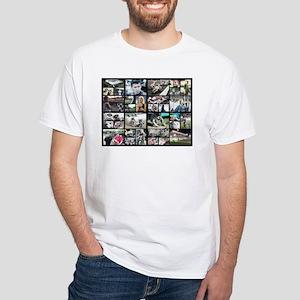 Leftclanker Collage 1 T-Shirt