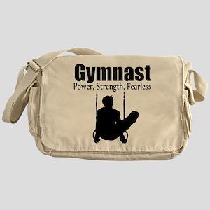 POWER GYMNAST Messenger Bag