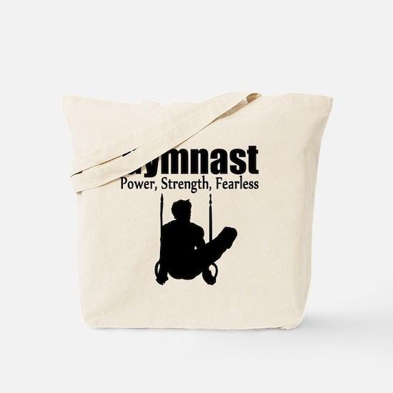 POWER GYMNAST Tote Bag