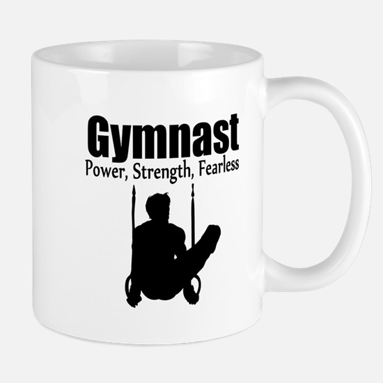 POWER GYMNAST Mug