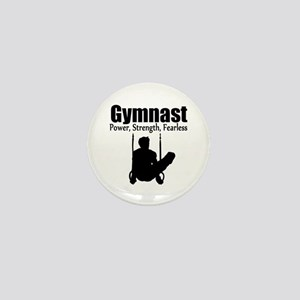 POWER GYMNAST Mini Button