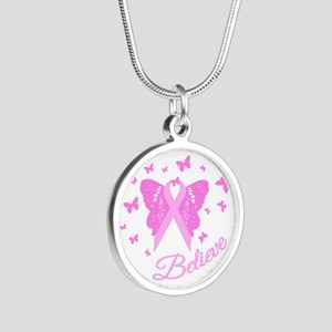 Believe Butterfly Necklaces
