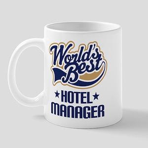 Hotel Manager (Worlds Best) Mug