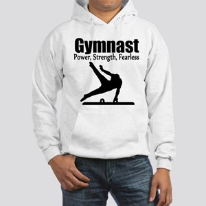 AWESOME GYMNAST Hooded Sweatshirt