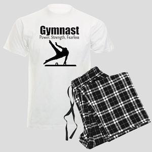 AWESOME GYMNAST Men's Light Pajamas