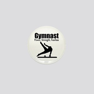 AWESOME GYMNAST Mini Button