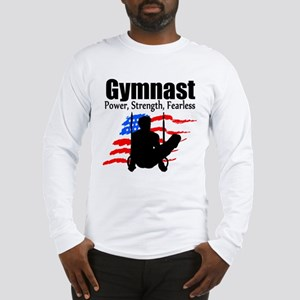 CHAMPION GYMNAST Long Sleeve T-Shirt