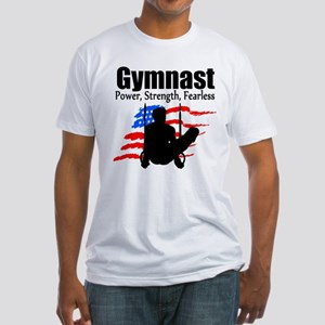 CHAMPION GYMNAST Fitted T-Shirt