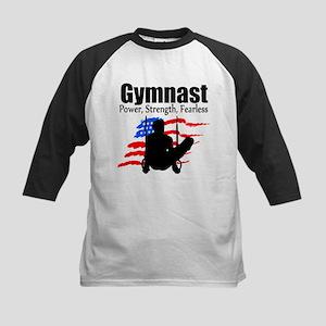 CHAMPION GYMNAST Kids Baseball Jersey