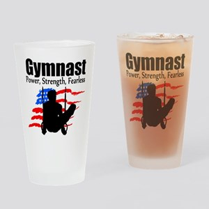CHAMPION GYMNAST Drinking Glass
