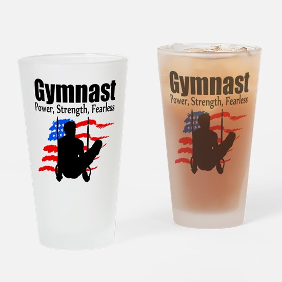 CHAMPION GYMNAST Drinking Glass
