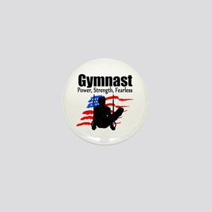 CHAMPION GYMNAST Mini Button