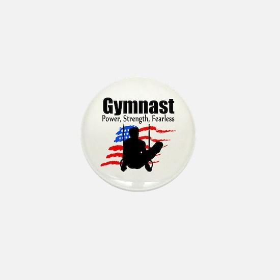 CHAMPION GYMNAST Mini Button
