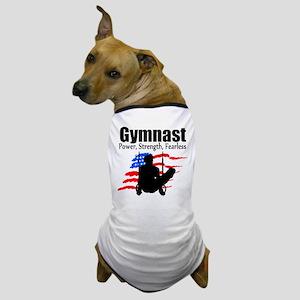 CHAMPION GYMNAST Dog T-Shirt