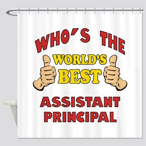 World's Best Assistant Principal (Thumbs Up) Showe
