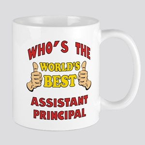 World's Best Assistant Principal (Thumbs Up) Mug