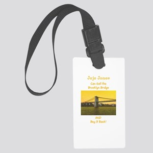 Custom Real Estate Broker Sells All Luggage Tags L