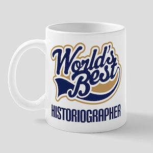 Historiographer (Worlds Best) Mug