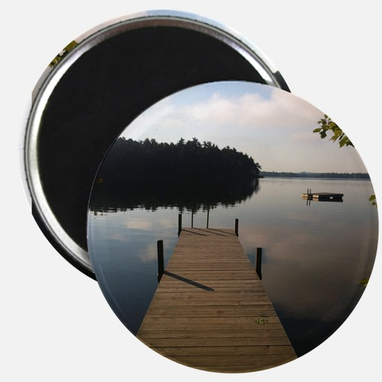 Meet Me on the Dock Magnets