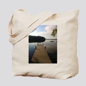 Meet Me on the Dock Tote Bag
