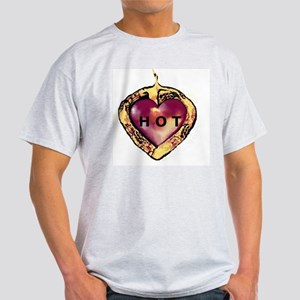 HOT ...Caliente Heart Light T-Shirt