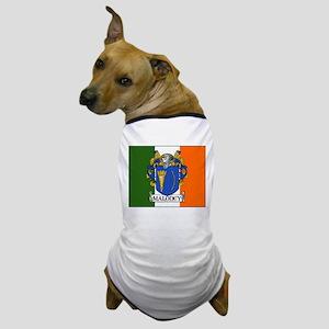 Maloney Arms Irish Flag Dog T-Shirt