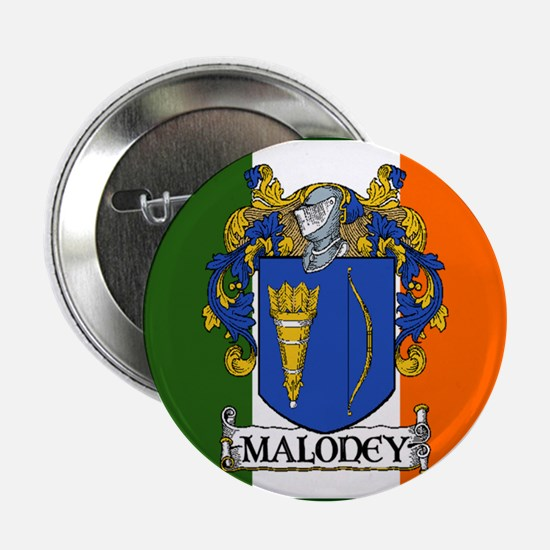 "Maloney Arms Irish Flag 2.25"" Button (10 pack)"