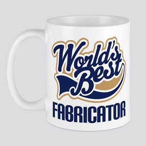 Fabricator (Worlds Best) Mug