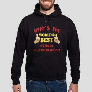 World's Best School Psychologist (Thumbs Up) Hoodi