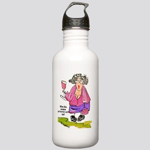 Better With Age! Water Bottle