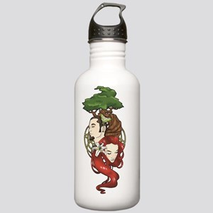Our Love Grows Stainless Water Bottle 1.0L
