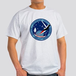 STS-41D Discovery Light T-Shirt